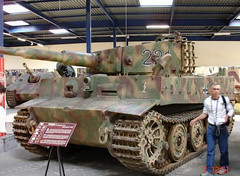 "PzKpfw VIH Tiger (2) • <a style=""font-size:0.8em;"" href=""http://www.flickr.com/photos/81723459@N04/9317838879/"" target=""_blank"">View on Flickr</a>"