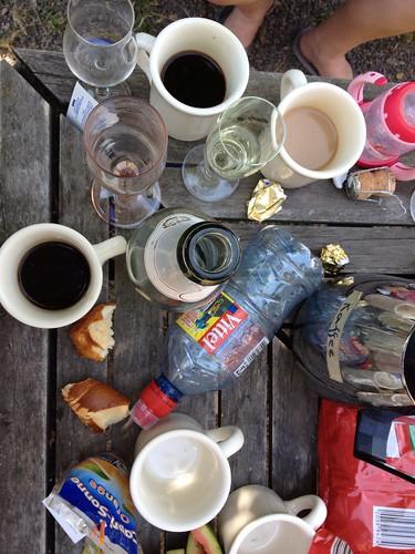Kaffee danach