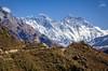 Mount Everest (Frank Kehren) Tags: nepal yak trekking canon hiking stupa himalaya f11 lhotse nuptse mounteverest 24105 namchebazaar canonef24105mmf4lis ef24105mmf4lisusm canoneos5dmarkii sagarmāthāzone