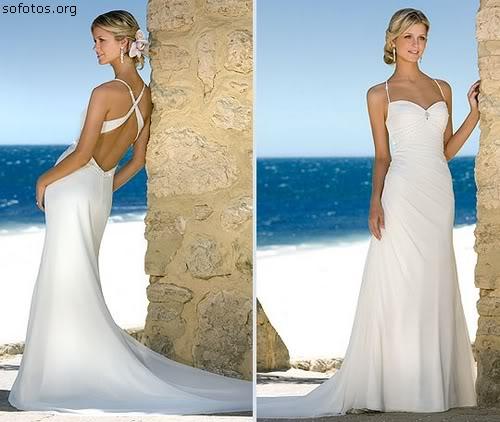 Vestidos de noivas sereia