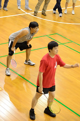 2013-08-02 18.56.40 (pang yu liu) Tags: sport yahoo y exercise contest competition final aug badminton engineer tw 08       2013