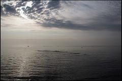 20130808-3 (sulamith.sallmann) Tags: morning sea sky meer wasser europa himmel wolke wolken balticsea latvia waters ostsee morgen stimmung morgens lettland latvija gewsser ostseekste kurzeme lva kurland abragciems sulamithsallmann ambrack
