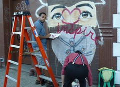 Marty (GammaBlog) Tags: streetart lowereastside murals