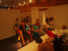 2013-08-23 12.11.12 (Seraxia) Tags: expo gaming 49 convention insomnia con werewolves iseries youtubers minecraft yogscast lfgg hatfilms