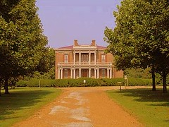 Two Rivers Mansion (AWJ-photography) Tags: history outdoors photography tennessee digitalphotography mansions tworiversmansion historichomes historicsites nashvilletennesse
