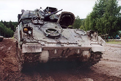 "M3A2 Bradley (5) • <a style=""font-size:0.8em;"" href=""http://www.flickr.com/photos/81723459@N04/9932469565/"" target=""_blank"">View on Flickr</a>"