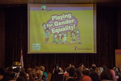 IMG_7138 (ABAADMENA) Tags: lebanon children play report ceremony guide launch beirut savethechildren genderequality