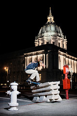 (jordan wiens) Tags: sf sanfrancisco canada adam shoes skateboarding ottawa ad creative images advertisement jordan skate vans 2012 wiens noseslide wardenjeans