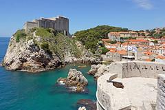 Croatia-01835 - Two Fortresses