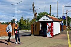 Kiosk (Sascha Gaber) Tags: leica baltic polen sascha ostsee usedom gaber swinemünde świnoujście