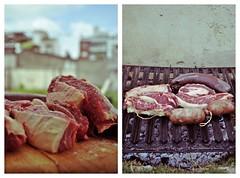 Costumbres argentinas (shoot every day life) Tags: sol familia al carne asado palo unin argento soleado argentinas medioda constumbres argentinidad delicidas