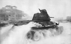 """Tank T-34 (92) • <a style=""""font-size:0.8em;"""" href=""""http://www.flickr.com/photos/81723459@N04/10322631926/"""" target=""""_blank"""">View on Flickr</a>"""