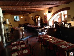 "Ristorante Il Frantoio • <a style=""font-size:0.8em;"" href=""http://www.flickr.com/photos/104881315@N07/10475797606/"" target=""_blank"">View on Flickr</a>"