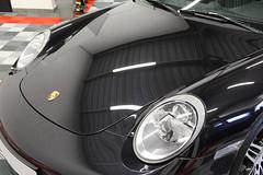 Porsche 997 Turbo Cabriolet (128) (Detailing Studio) Tags: peinture turbo porsche protection soin lavage capote cabriolet detailing 997 nettoyage cire correction moteur rénovation cuir vernis rayures détails microfibre nanotechnologie séchage carnauba défauts crystalrock polissage décontamination microrayures
