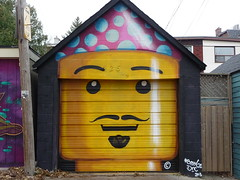 Toronto 2013 (bella.m) Tags: streetart toronto ontario canada art graffiti lego urbanart dmc spud torontoistcom vandalist wallnoize3