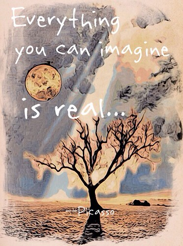 """Everything you can imagination is real • <a style=""""font-size:0.8em;"""" href=""""http://www.flickr.com/photos/55284268@N05/11096977233/"""" target=""""_blank"""">View on Flickr</a>"""
