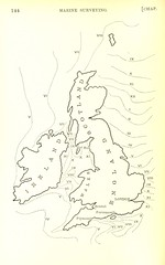 Image taken from page 160 of 'Elements of Marine Surveying ... Second edition ... enlarged' (The British Library) Tags: map large publicdomain page160 vol0 bldigital mechanicalcurator pubplacelondon date1894 robinsonjohnlovell sysnum003124679 imagesfrombook003124679 imagesfromvolume0031246790 wp:bookspage=navigation togeoref georefphase2