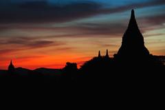 DSC_8647-Edit.jpg (Luminor) Tags: travel light sunset red colour heritage ancient nikon asia southeastasia burma places unesco myanmar interest bagan 70200mm perfectlight d700