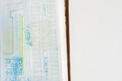 (MarianaLeme) Tags: paris janela viajar detalhe desenhar maçaneta nossoquarto