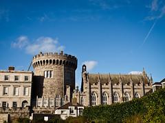 Dublin Castle (goodbyetrouble) Tags: ireland dublin castle irland burg