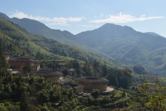 """Tianluokeng Tulou Cluster • <a style=""""font-size:0.8em;"""" href=""""http://www.flickr.com/photos/98061816@N08/11620253735/"""" target=""""_blank"""">View on Flickr</a>"""