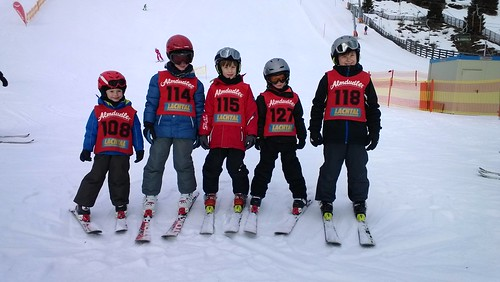 Family & Friends Skitrip Hohentauern / Lachtal January 2014