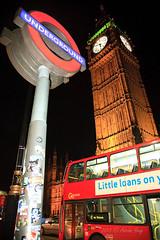 London! (Adrian Yeng) Tags: london bigben londonunderground doubledeckerbus londonlondon reddoubledeckerbus londonnightlive
