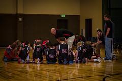 Prayer before the game (cuppyuppycake) Tags: game church basketball court prayer pray