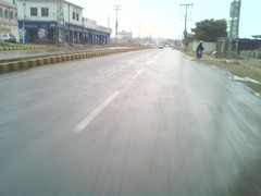 Rawat Kallar Syedan Double Road- Dadari Mankiala Ibrahim (1) (Dhakala Village) Tags: road pakistan double kallar kallarsyedan rawatkallarsyedan dhakala