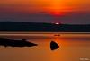 Silence (pekka.nikula) Tags: sunset summer lake nature water finland landscapes rowboat 1001nights nigth mökki auringonlasku näsijärvi selkäsaari bestcapturesaoi 1001nightsmagiccity elitegalleryaoi flickrsfinestimages2 flickrsfinestimages3 infinitexposure
