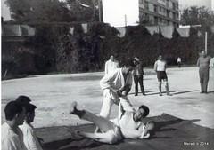 Dimonstration au stade si hamdane a medea (m_bachir-   -) Tags: j algerie om medea