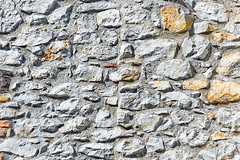 wall with textured bricks (Mimadeo) Tags: old brick texture rock stone wall concrete construction sand sandstone pattern bright background bricks cement surface structure limestone blocks block rough textured rectangular
