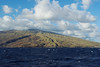 Wind Farm (Schelvism) Tags: ocean blue mountain clouds hawaii waves pacific wind farm maui electricity geography volcanic ridges turbines kihei