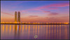 Sunset colors (Jogesh S) Tags: longexposure sunset sky cloud sun colors canon sharjah 6d canonef1635mmf28liiusm canonef1635f28lii