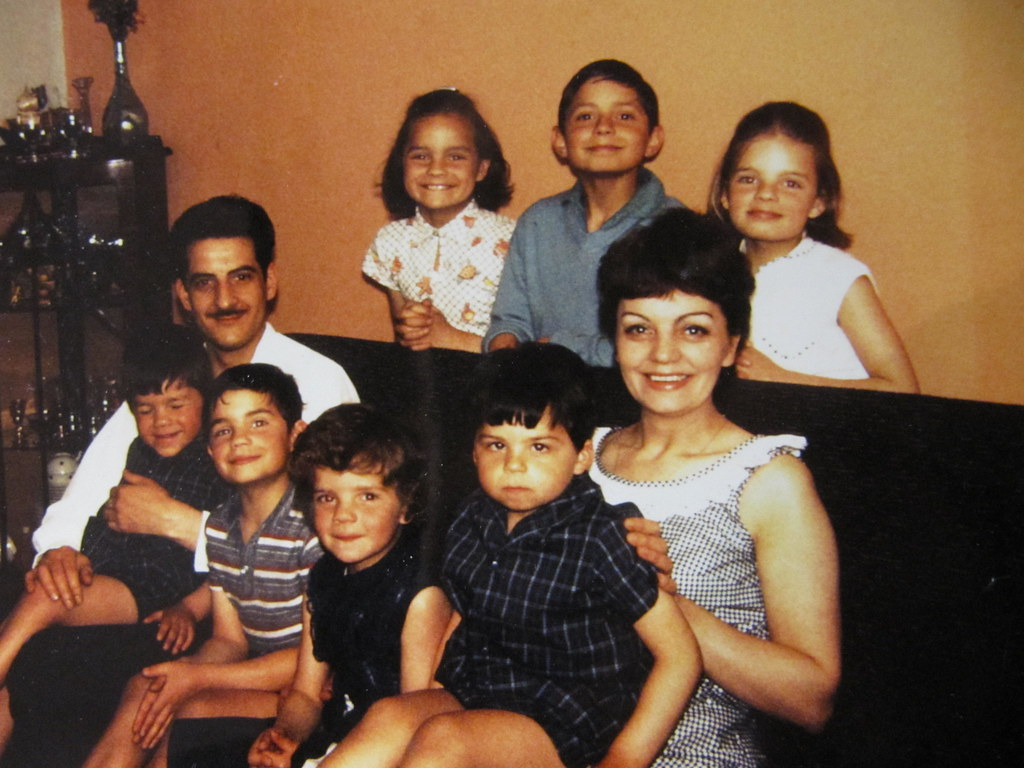 Servadei Family 1960's
