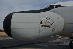 USAF_0020 Boeing EC-135E Aria (kurtsj00) Tags: art museum nose patterson wright boeing usaf aria ec135e