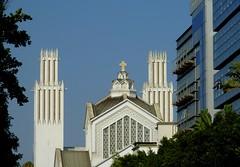 Happy Sunday ! / Cathedral of Rabat, Morocco (Frans.Sellies) Tags: day clear morocco maroc rabat المغرب الرباط المملكةالمغربية المغرب المملكةالمغربيّة p1080810