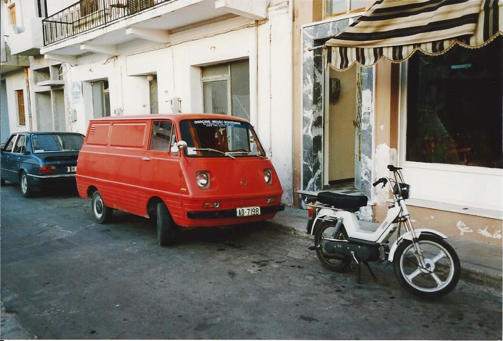 1970 Mazda Bongo Van