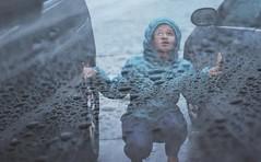 75/365: rain (skylerohphotography) Tags: storm cars wet rain weather outside outdoors droplets hide layer hiding edit between overlap pellet