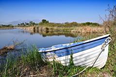 La barca nel canneto - Boat in the reeds (Franco & Lia (away for awhile)) Tags: sardegna reeds boat barca sardinia santeodoro stagno canneto flickraward mygearandme mygearandmepremium mygearandmebronze mygearandmesilver mygearandmegold mygearandmeplatinum ringexcellence dblringexcellence tplringexcellence miriacheddu therubyawardsinvitation