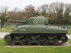 Sherman Grizzly (Megashorts) Tags: leica uk england museum outside tank f14 wwii canadian panasonic dorset ww2 grizzly summilux sherman tankmuseum dg omd 25mm bovington 2014 allied em10 bovingtontankmuseum 25f14 bovingtonmuseum ppdcb4