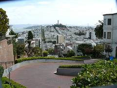 Lombard Street, San Francisco (personaltrainertoronto) Tags: lombardstreet sanfrancisco windy road