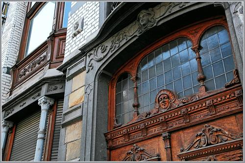 Hôtel Verlaine, 12, rue Grandgagnage, Liège, Belgium