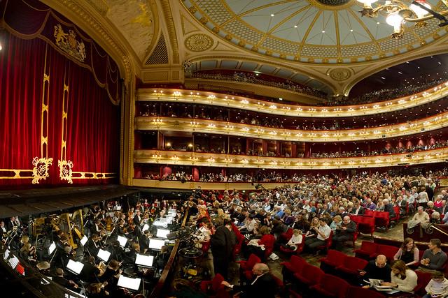 Royal Opera House 2015/16 Season Announced
