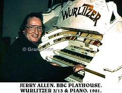 Jerry Allen BBC Playhouse WurliTzer (gramrfone) Tags: cinema theatre organists