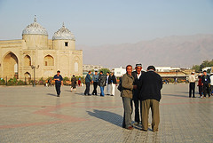 TJK-Khujand-0810-182-v1 (anthonyasael) Tags: people woman man building horizontal scarf asian asia veil adult minaret muslim islam headscarf mosque tajikistan centralasia centralsquare mainsquare khujand centralmosque midadult midadultwoman backgroundpeople ferganavalley tadjikistan unrecognizablepeople formersovietunion khojand unrecognizableperson backgroundperson buildstructure stephanierabemiafara shiykhmusliddinmosque