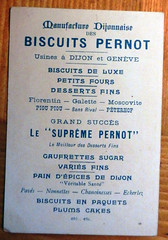 Publicit Biscuits Pernot (tite elfe) Tags: collection publicits chromos imagesanciennes