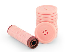 pink sewing buttons and thread isolated (Mimadeo) Tags: pink white color thread fashion closeup clothing colorful needlework buttons background sewing craft sew hobby whitebackground textile repair button seamstress coil bobbin isolated tailor dressmaker spool dressmaking isolatedonwhite