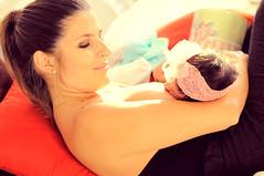 new born (Callo21) Tags: child mother maternity newborn maternidad