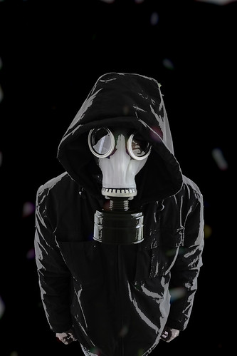 Gas Mask, From FlickrPhotos